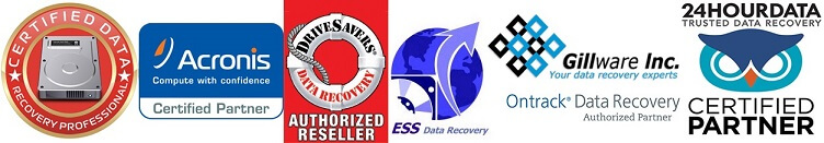 Data Recovery Certifications