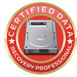 Data Recovery Certification