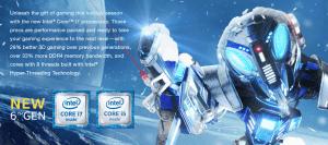 6th Gen Intel Core processors upgrade your computer