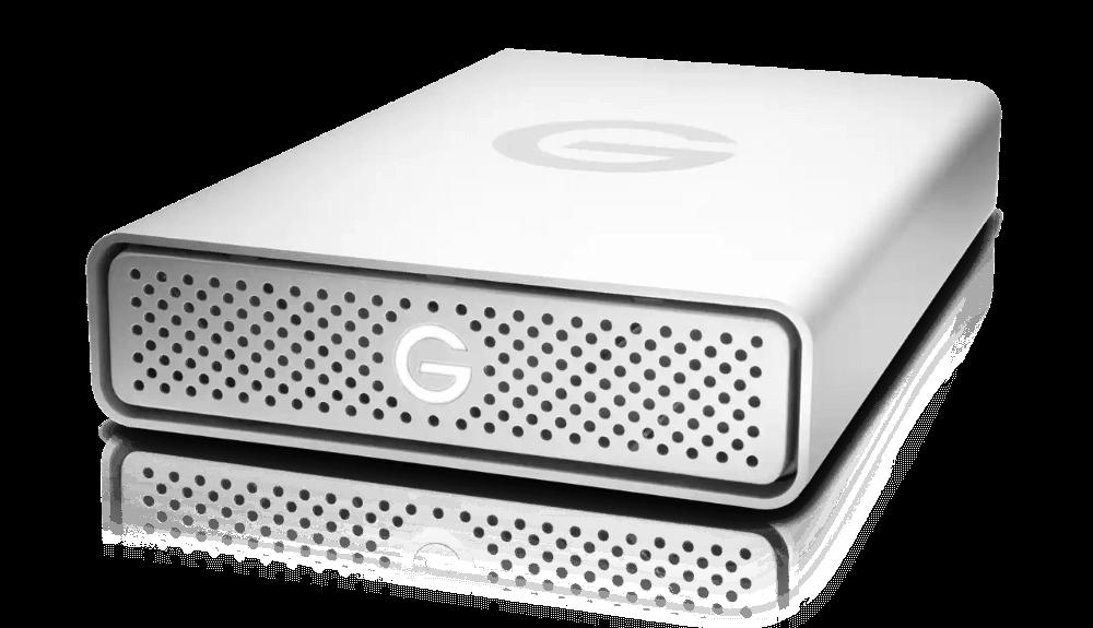 G-DRIVE external hard drive